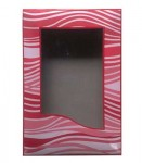 Laminasi 5 Merah (28 x 19 x 4 cm (P x L x T)